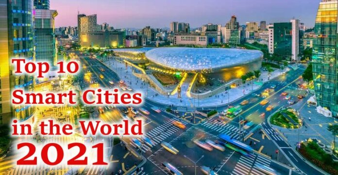 top 10 smart cities in the world